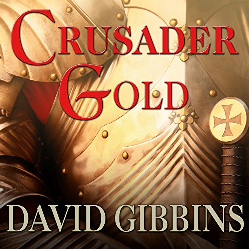 Crusader Gold audiobook cover art