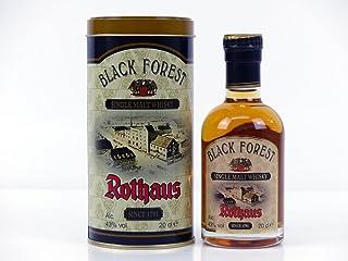Black Forest Single Malt Rothaus Whisky 2016 43% 0,2L