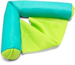 Big Joe 2045853 Noodle Sling Aqua with Lime seat, One Size,
