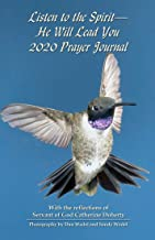 Listen to the Spirit--He Will Lead You 2020 Prayer Journal