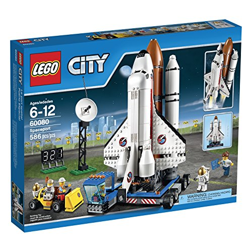 LEGO City Space Port 60080 Spaceport Building Kit by LEGO