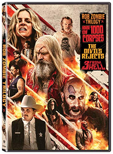 ROB ZOMBIE TRIPLE FEATURE DVD