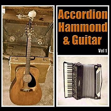 Accordion, Hammond & Guitar, Vol. 1