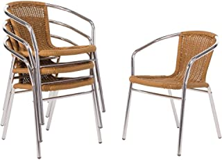 Amazon.es: sillas de mimbre - Bolero
