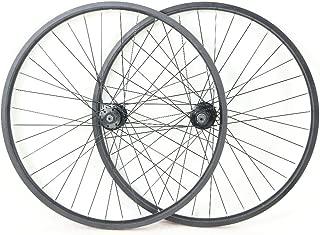 27.5 in / 650b ATB Rim or Disc Brake Wheel Set Black