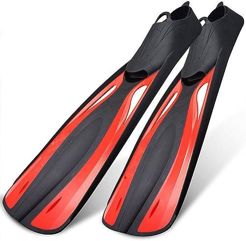 DAG-Outdoor Supplies Accessoires de Sports de Plein air Palmes de plongée avec Tuba Palmes de plongée pour la Natation, la plongée avec Tuba, Les activités Aquatiques,