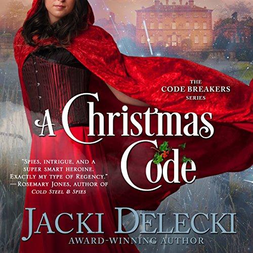Bargain Audio Book - A Christmas Code