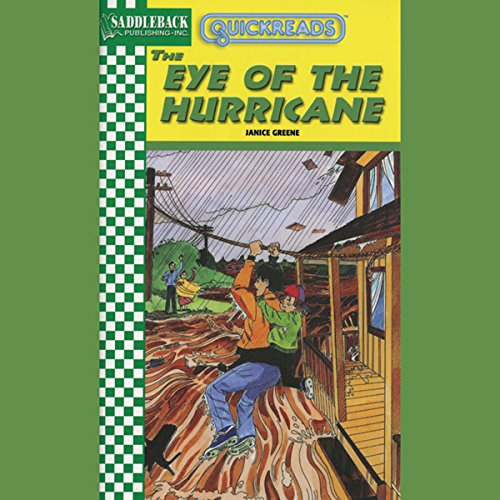 The Eye of the Hurricane audiobook cover art
