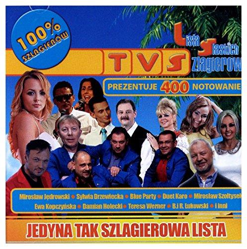 TVS Prezentuje: Lista ĹlÄskich SzlagierĂlw: 400 Notowanie [CD]