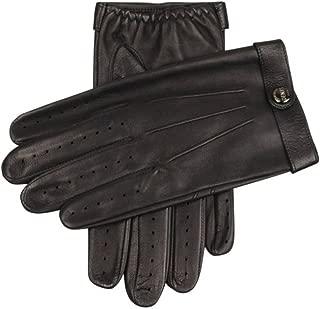 Dents Mens Fleming James Bond Spectre Driving Gloves - Black