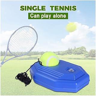 rebound Baseboard-Tennisball Fourthsky Tennis-Trainer f/ür Anf/änger Trainingsger/ät tragbar