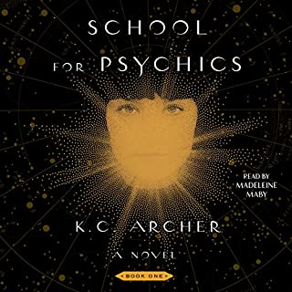 School for Psychics, Book 1 audiobook cover art