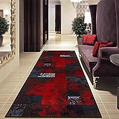 Teppich-Läufer auf