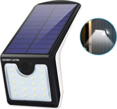 Solar Wall Lights, 36 Led Two Side Light Source Solar Motion Sensor Security Lights Outdoor IP65 Waterproof Wireless Patio...