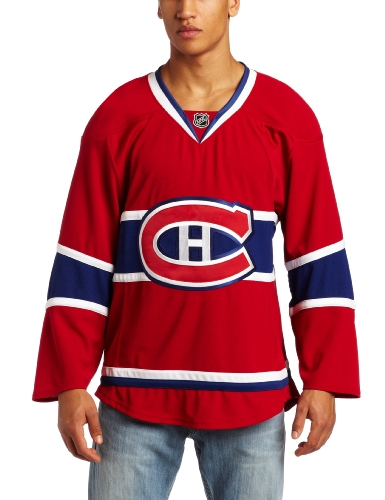 NHL Montreal Canadiens Authentic Jersey, Rot, 46