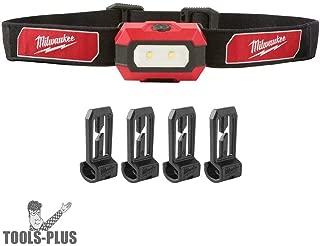 Milwaukee 2106 Compact 300 Lumens TRUEVIEW High Definition Headlamp New