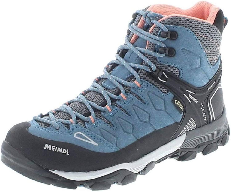 FB moda stivali Tereno Lady Mid GTX, Sautope da Escursionismo Donna Blu Blu