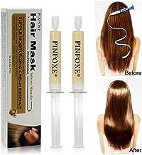 Tratamiento profesional para el cabello, kit de tratamiento para uso doméstico, calidad de salón, alisado de pelo, secar al aire libre, 2 piezas