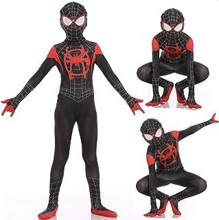 Aodai - Disfraz de superhéroe para niños, ideal para disfraces, Halloween, disfraz de poesía