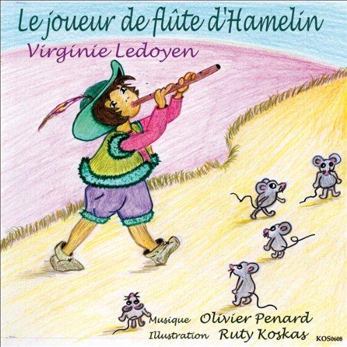 Couverture de Le joueur de flûte d'Hamelin