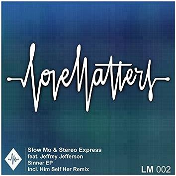 Sinner EP feat. Jeffrey Jefferson