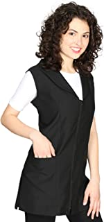 Smockers Gwen Professional Salon Vest, Stylist Vest, Cosmetology Uniform