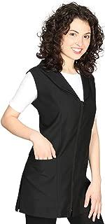 Smockers Gwen Professional Salon Vest, Stylist Vest, Cosmetology Uniform