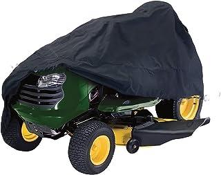 غطاء جزازة العشب للركوب ، غطاء جرار عشب الركوب مقاوم للماء شديد التحمل (420D بوليستر أكسفورد)