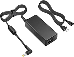 19V 3.42A 65W AC Adapter/Charger for Acer Aspire E5 E15 E5-575 E5-575G E5-575-33BM E5-575-52JF E5-575-74XA E5-575G-53VG E5-575G-57D4 E5-575G-52RJ E5-575G-75MD, Connector Size 5.5mm x 1.7mm