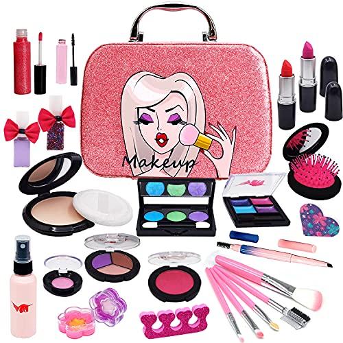Washable Kids Makeup Girl Toys - Non...
