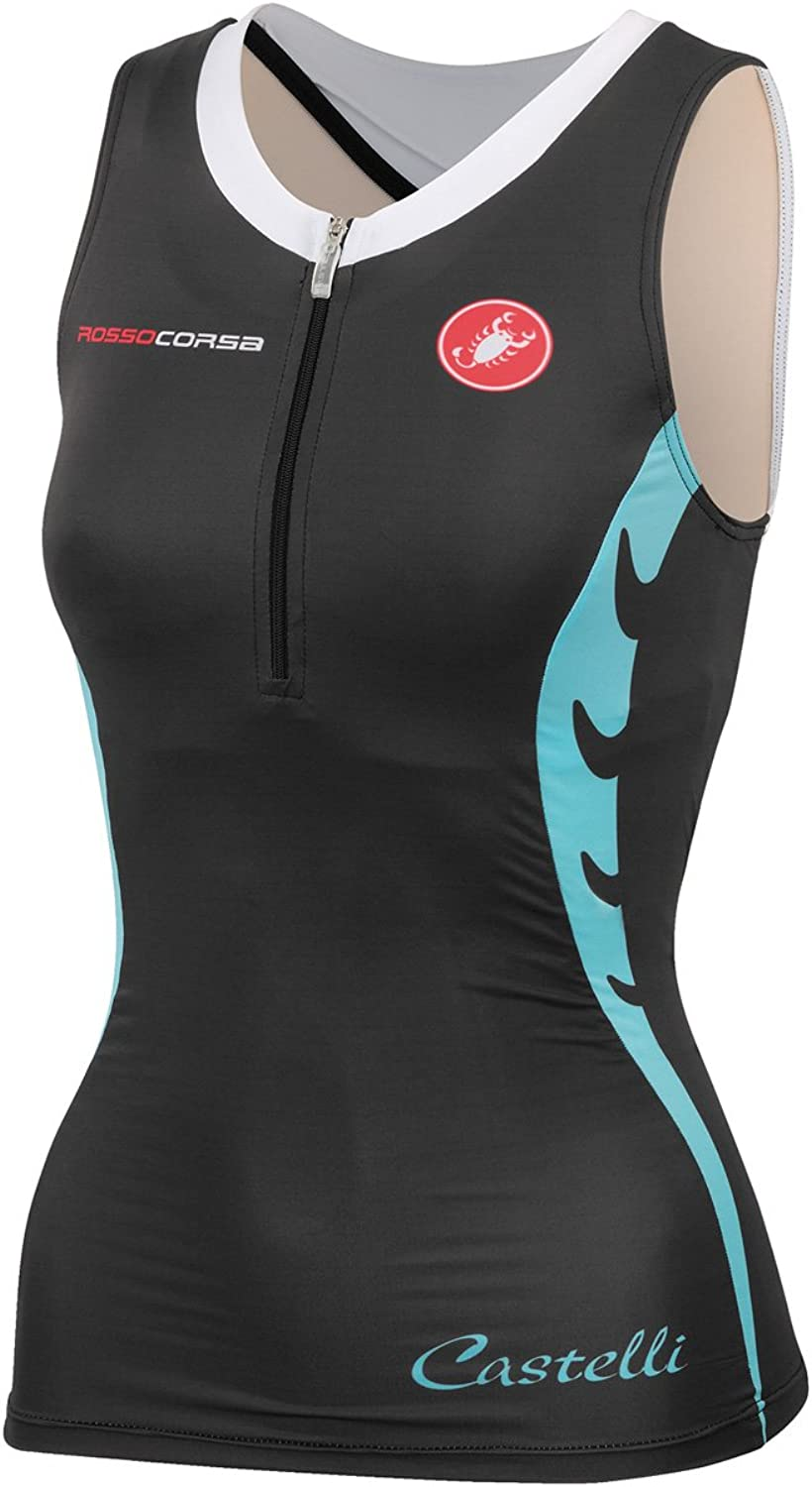 Castelli Body Paint Tri Singlet  Women's