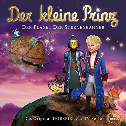Der Planet der Sternenbahner. Das Original-Hörspiel zur TV-Serie Titelbild