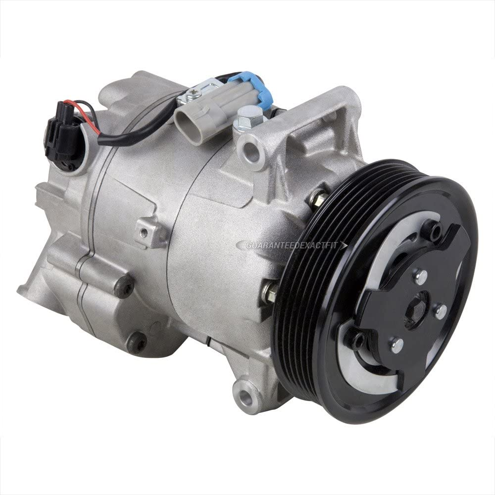 AC Compressor 6-Groove Max 66% Ranking TOP9 OFF A C Clutch For LS Cruze Chevy Bu - 2011
