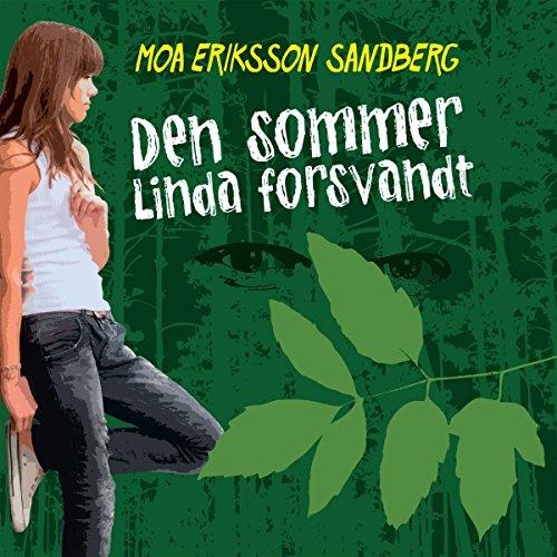 Den sommer Linda forsvandt (Sommerfugleserien) audiobook cover art