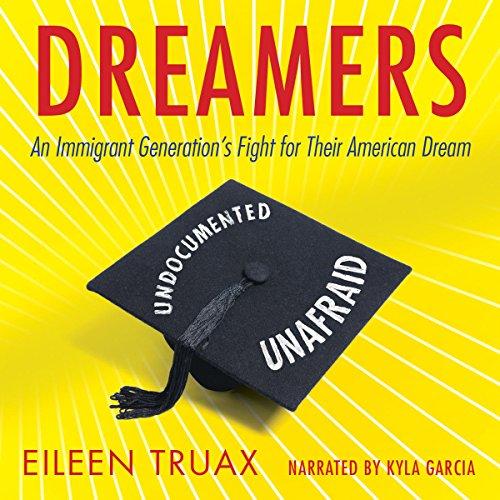 Dreamers audiobook cover art