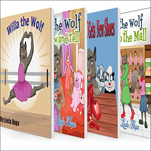 Willa the Wolf Collection cover art