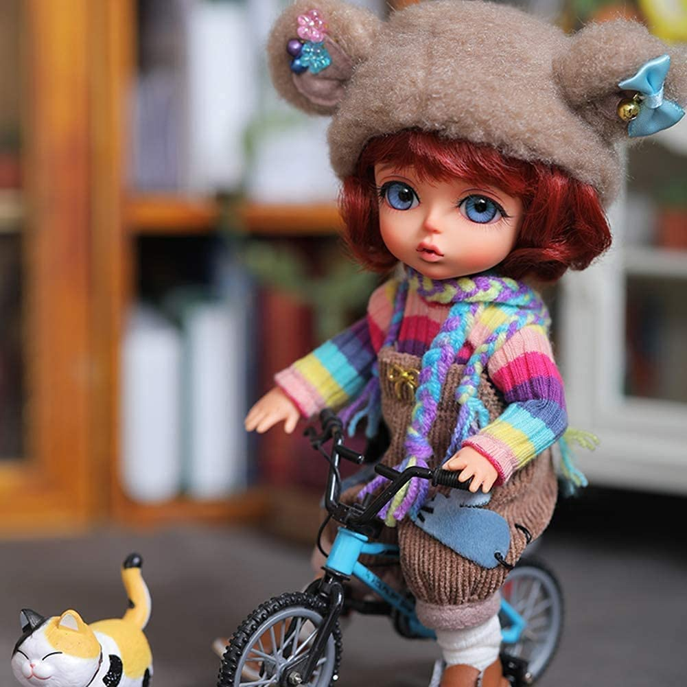 NIHE 1 8 BJD Doll SD Dolls with Jointed Full Online limited product Toys Ball DIY In a popularity