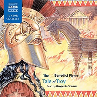 The Tale of Troy                   By:                                                                                                                                 Benedict Flynn                               Narrated by:                                                                                                                                 Benjamin Soames                      Length: 2 hrs and 37 mins     6 ratings     Overall 4.0
