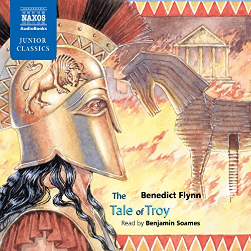 The Tale of Troy  By  cover art