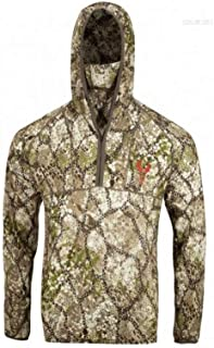 Badlands Stealth Long Sleeve Hooded Hunting Sweatshirt