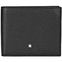 Montblanc Meisterstuck 6 CC Leather Wallet (Black)