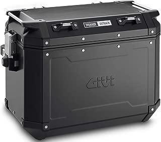 GIVI OBKN48BLA 48Ltr OUTBACK Left Side Case Black