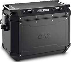 GIVI OBKN48BLA 48Ltr OUTBACK Left Side Case Black