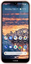 "$129 » Nokia 4.2 - Android One (Pie) - 32 GB - 13+2 MP Dual Camera - Unlocked Smartphone (at&T/T-Mobile/MetroPCS/Cricket/H2O) - 5.71"" HD+ Screen - Pink"