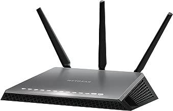 NETGEAR Nighthawk AC1900 VDSL/ADSL Modem Router Certified with CenturyLink - Non-bonded, DSL Internet Only (D7000)