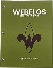 Webelos Den Leader Guide