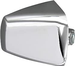 Genuine GM 15932907 Exterior Door Handle Stud Cap, Front, Chrome