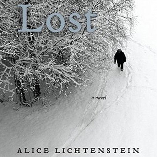 Lost audiobook cover art