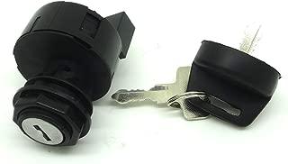 Ignition Key Switch for Polaris Sportsman 400 500 600 700 800 Ranger 500 700 900 1000 XP Diesel RZR 800 900 1000 Turbo Brutus General 1000 Polaris 325 330 Magnum 250 Trail Blazer Predator 4011002