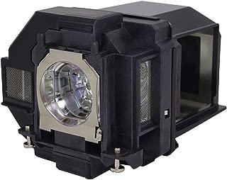 Decinat V13H010L96 ELP-LP96 Projector Lamp Replacement for Epson Powerlite Home Cinema 1060 2100 2150 Assembled with Genuine Original Osram P-VIP Bulb (OEM Inside)